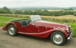 Morgan 4/4 series IV 1962