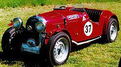 Morgan 4-4 special 1938