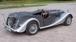 Morgan 4/4 Fourseater 1971