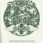 20. The Morgan Car Toon Book
