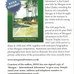 57. Morgan - International Adventure
