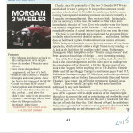 59. Morgan 3 Wheeler