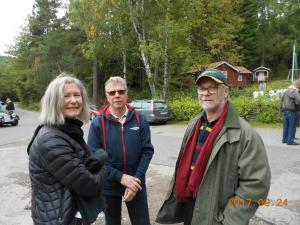 4. Yvonne Ryberg,  Håkan Nilsson, Jesper Wohlert